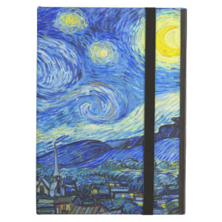 Starry Night by Vincent van Gogh iPad Air Cases