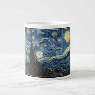 Starry Night by Vincent Van Gogh Jumbo Mug