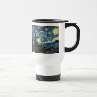 Starry Night by Vincent Van Gogh Coffee Mugs