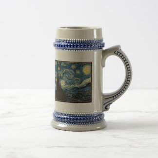 Starry Night by Vincent Van Gogh Mugs