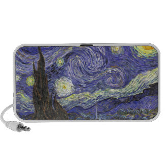 Starry Night by Vincent van Gogh iPhone Speaker