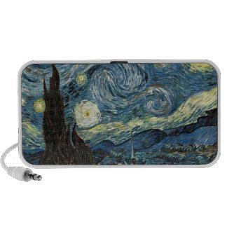 Starry Night by Vincent van Gogh Speaker System