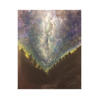 Starry Night Canvas Print