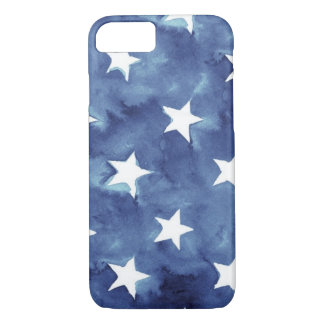 Starry Night Christmas iPhone 7 Case