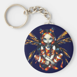 Starry Night Fairy Keychain