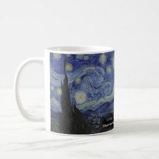 Starry Night Historical Mug
