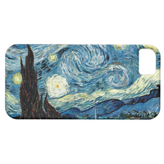Starry Night - iPhone 5 Barely There case