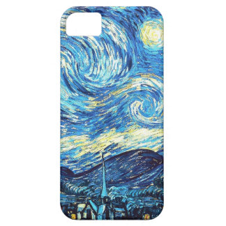Starry Night iPhone SE/5/5S Barely There Case