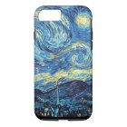 Starry Night iPhone X/8/7 Tough Case