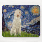 Starry Night - Italian Spinone #12 Mouse Mat