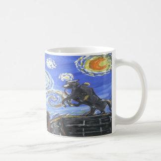 Starry Night Jackson Square Coffee Mug