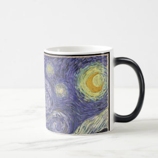 Starry Night Magic Mug