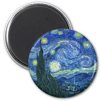 Starry Night Magnet