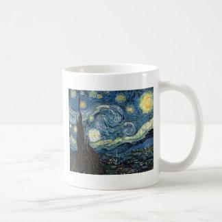 Starry Night Coffee Mugs