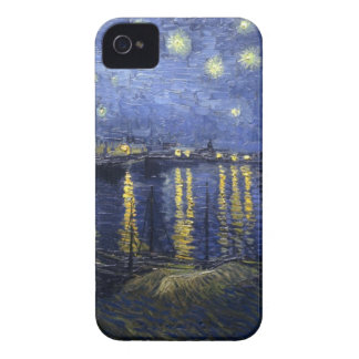 Starry Night Over the Rhone iPhone 4/4s Case
