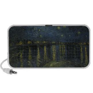 Starry Night Over the Rhone - Van Gogh iPhone Speaker