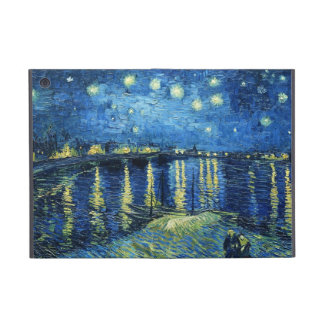 Starry Night over the Rhone Vincent van Gogh Covers For iPad Mini