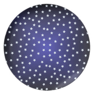 Starry Night Plate