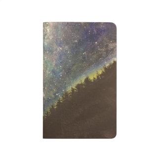 Starry Night Pocket Notebook