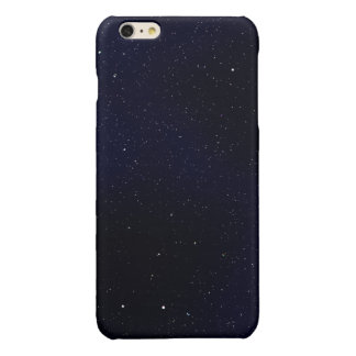 Starry night sky Space and astronomy Glossy iPhone 6 Plus Case
