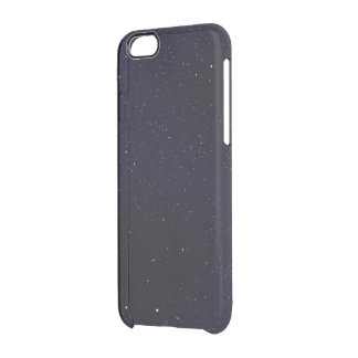 Starry night sky Space and astronomy Uncommon Clearly™ Deflector iPhone 6 Case