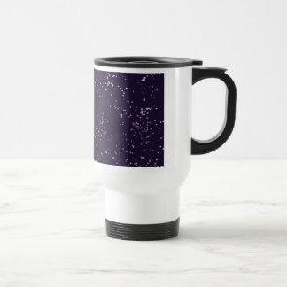 Starry Night Sky Stainless Steel Travel Mug