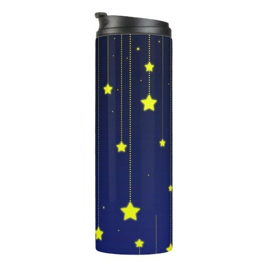 Starry Night thermal tumbler