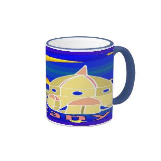 Starry Night Tuscany Mugs