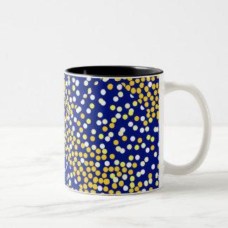 Starry Night Two-Tone Mug