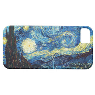 Starry Night - Van Gogh iPhone 5 Cover