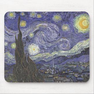 Starry Night - Van Gogh Mouse Pad