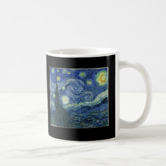 Starry Night Van Gogh Mug
