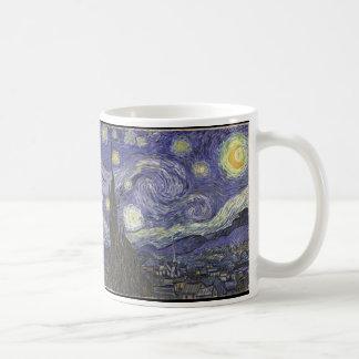 Starry Night - Van Gogh Mug