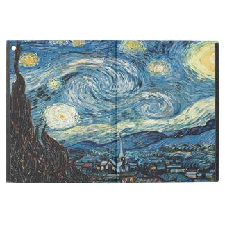 """Starry Night"" - Vincent Van Gogh iPad Pro 12.9"" Case"