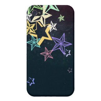 Starry Nights Cover For iPhone 4