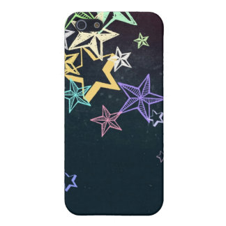 Starry Nights iPhone 5/5S Covers