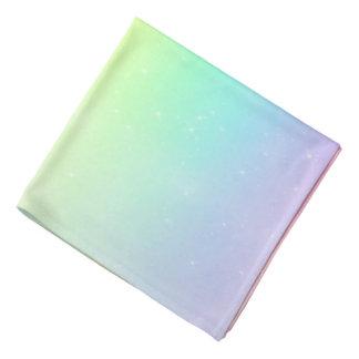 Starry Pastel Rainbow Sky Do-rags