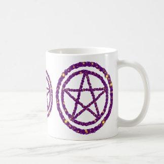 Starry Pentacle Coffee Mug
