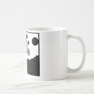 Starry Pictogram Mugs