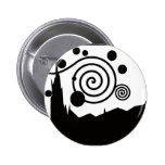 Starry Pictogram Pinback Buttons