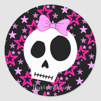 Starry Punk Sticker