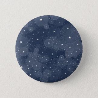Starry Sky 6 Cm Round Badge