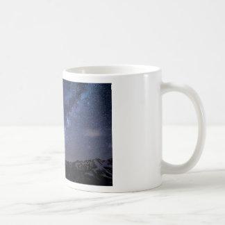Starry Sky Basic White Mug
