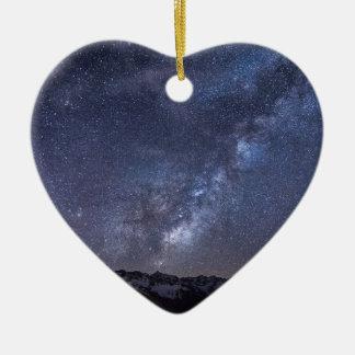 Starry Sky Christmas Ornament