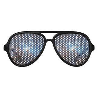 Starry Sky Party Sunglasses