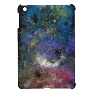 Starry sky - orion or milky way cosmos iPad case