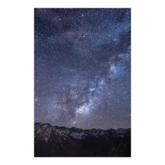 Starry Sky Stationery