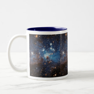 Starry Sky Two-Tone Coffee Mug