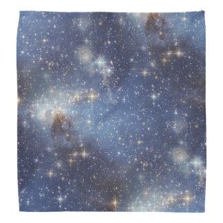 Starry Space Bandana