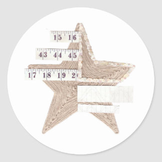 Starry Star Stickers